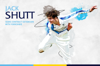 Jack Shutt signs contract extension with Yorkshire